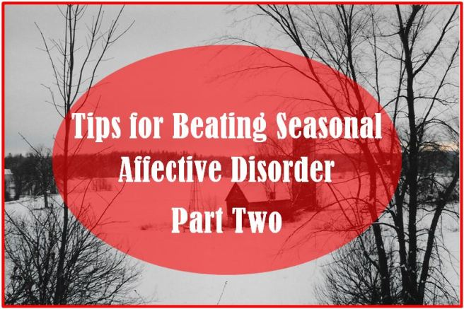 tips for beating seasonal affective disorder