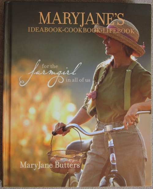 maryjanes ideabook cookbook lifebook